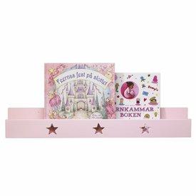 Kidsconcept Kidsconcept boekenplankje roze sterren