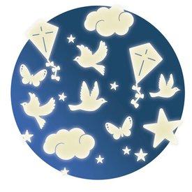 Djeco Djeco lichtgevende decoratie Dans le Ciel