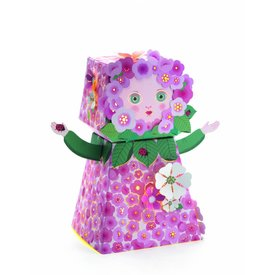 Djeco Djeco nachtlampje bloemenmeisje Arty Fleurs