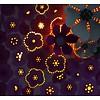 Djeco nachtlampje bloemenmeisje Arty Fleurs