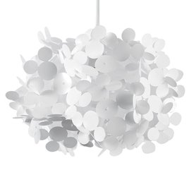 Kinderlamp bubbles wit