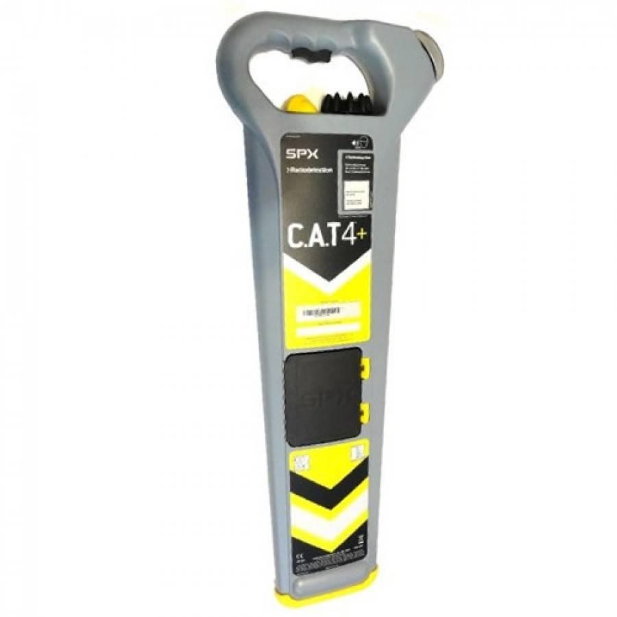 c.a.t4+ kabeldetector met diepte indicatie - top-kabeldetectie.nl