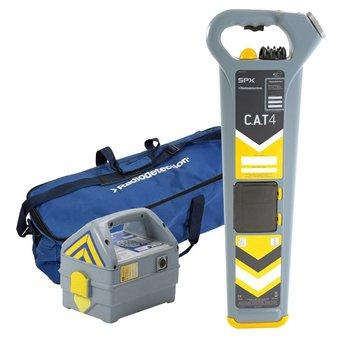 Radiodetection C.A.T4 kabeldetector basis SET