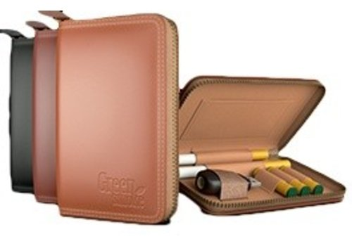 Green Smoke Leder etui