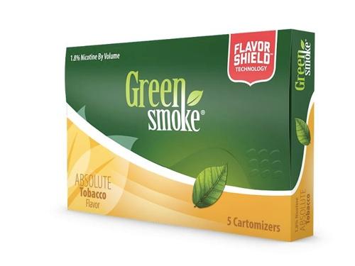 Waarom kan ik geen Green Smoke cartomizers meer kopen?