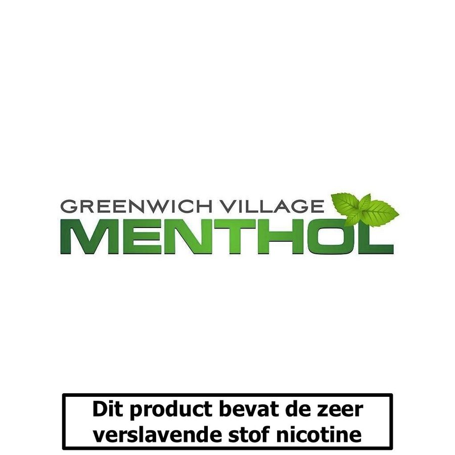 Liquid - Greenwich Village Menthol
