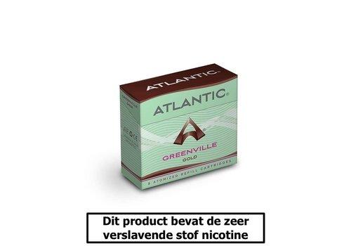 Atlantic Greenville Gold - 8 Cartomizers