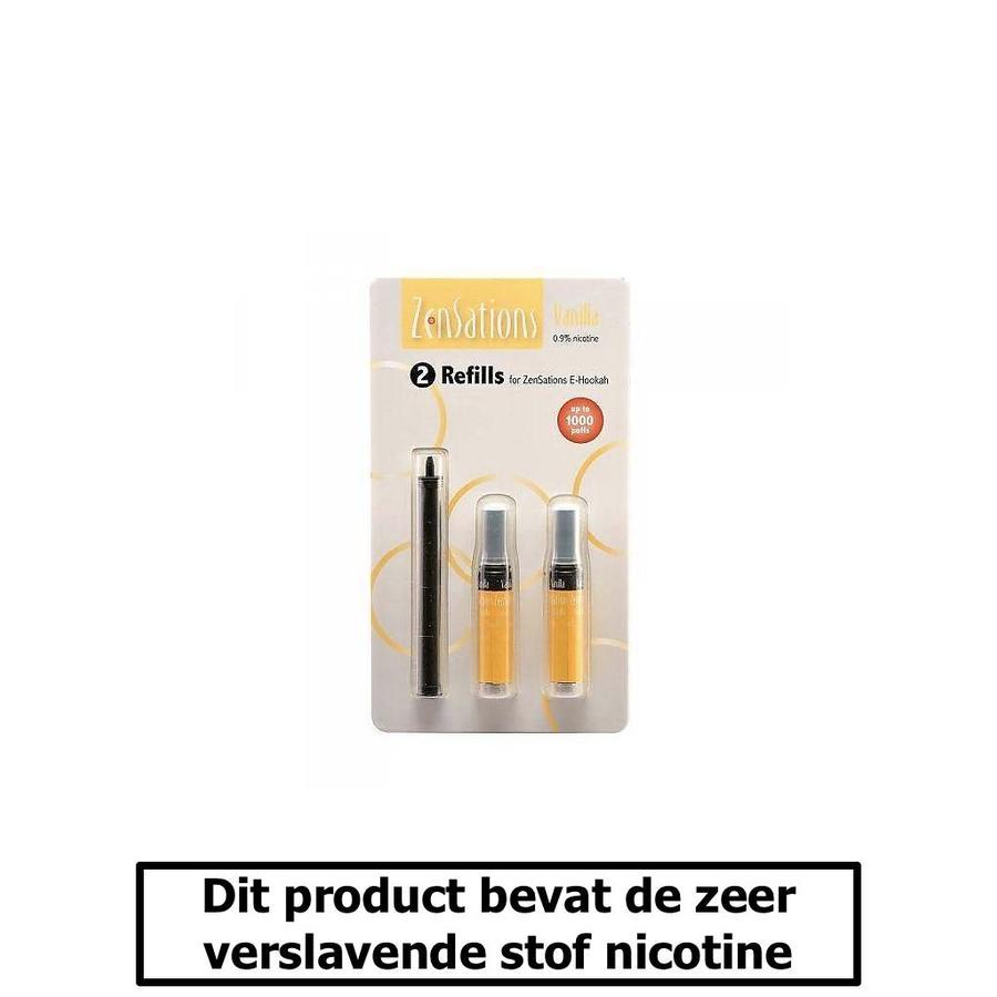 Refills - Vanille - 0.9mg Nicotine