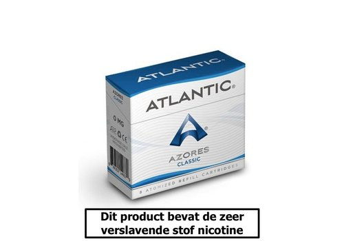 Atlantic Azores Classic Cartomizers