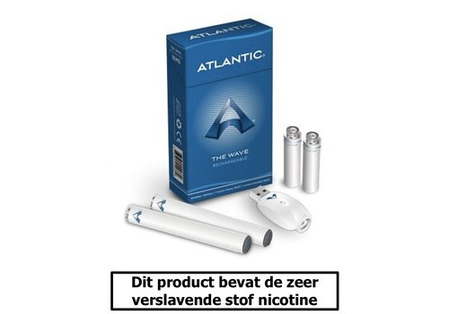 Atlantic Wave e-cigarette Kit