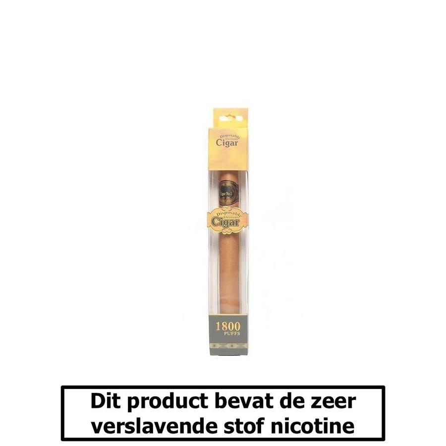 Cuban e-sigaar (Disposable)