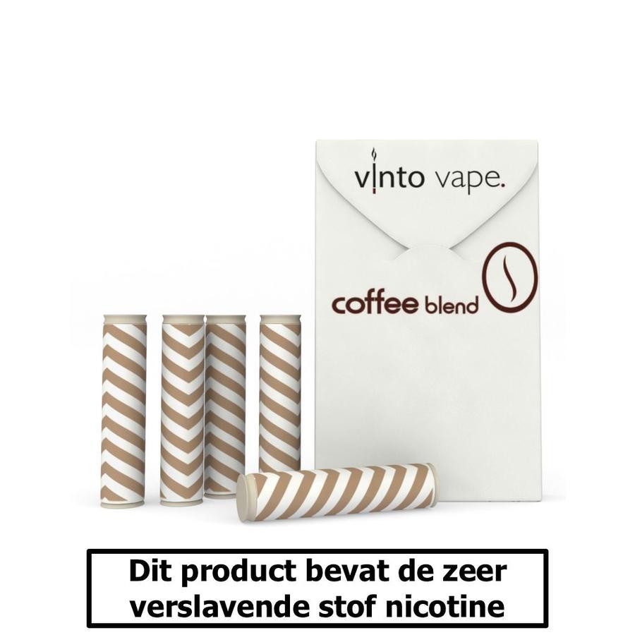 Coffee Blend Cartomizers - 0mg-1