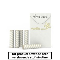 thumb-Vanillecreme cartomizers - 0mg-1