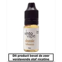 Classic Sweet Tobacco - 3mg Nikotin