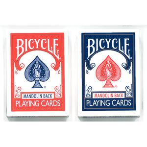 Bicycle Poker Spielkarten - Mandolin
