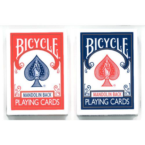 Bicycle Poker Kaarten - Mandolin