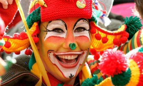 Celebrate carnival in these Dutch cities