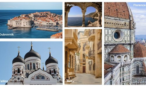 5 unknown destinations for a city break