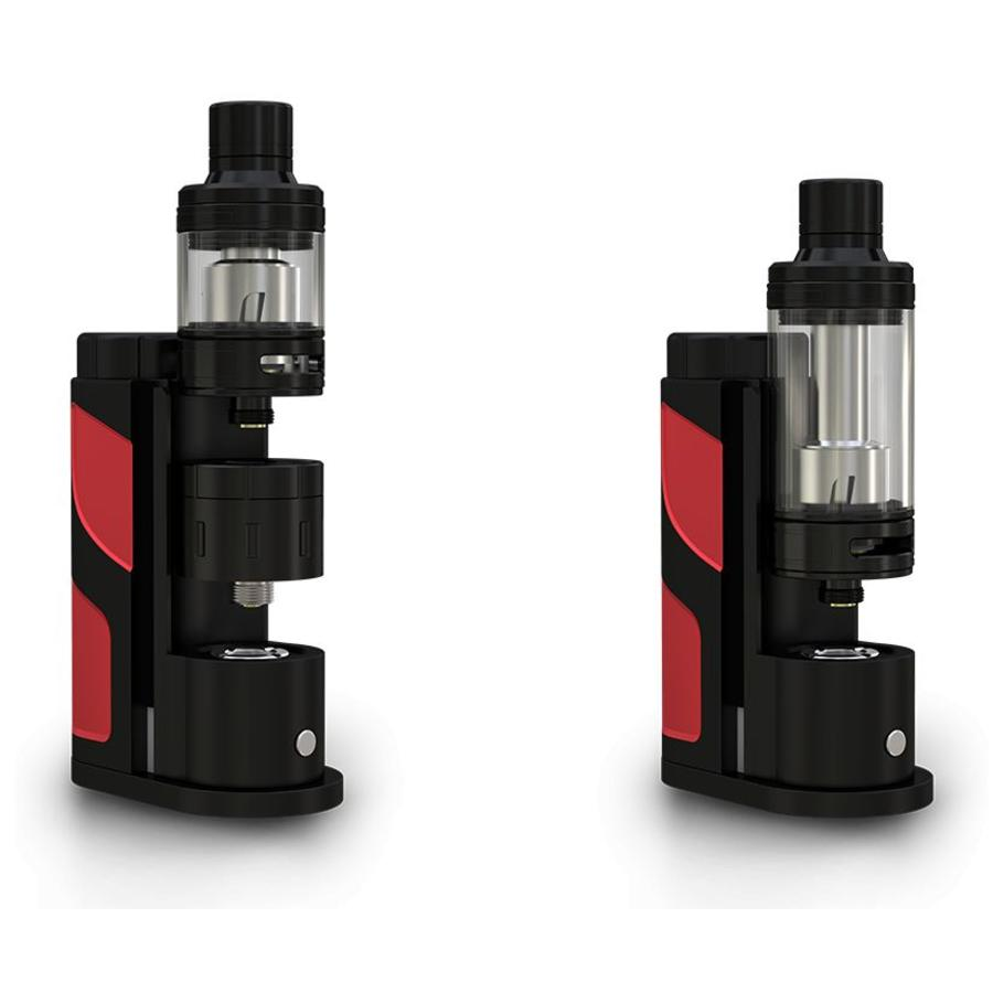 Nieuw ontworpen Sub-Ohm Kit