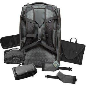 NOMATIC Travel Bag - für einen Urlaub von 3 bis 7 Tagen