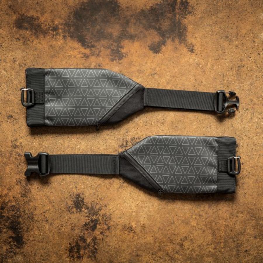 Waist straps