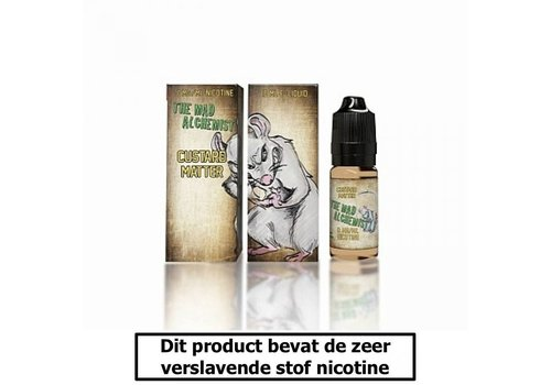 Craft Vapes Custard Matter