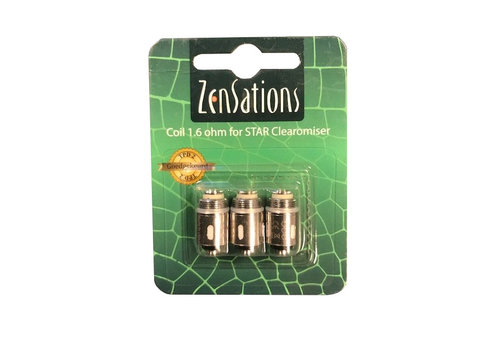 Zensations STAR Ceramic Coils