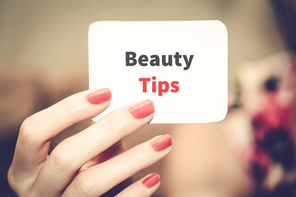 8 crazy beauty tips that really work