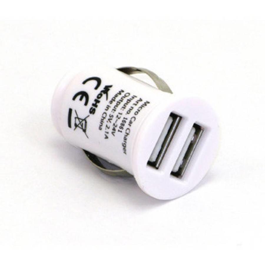 USB lader voor in de sigaretten aansluiting-1