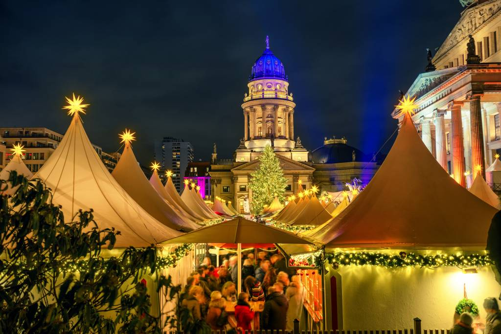 European cities for the ultimate Christmas feeling