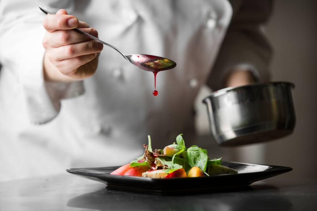 Restaurants with two or three Michelin stars