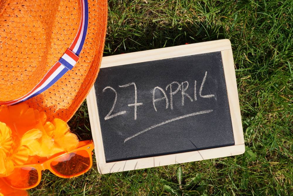 What to do at King's Day 2018?