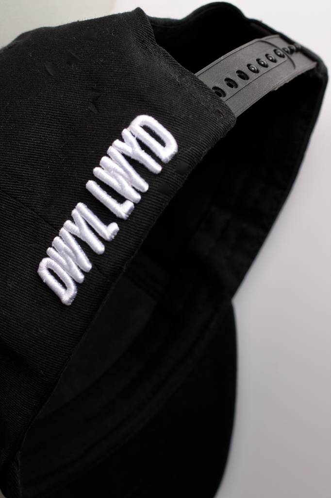 "3D Embroidered Baseball Cap - ""DWYL LWYD"""