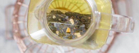 Cold brew ice tea suikervrij