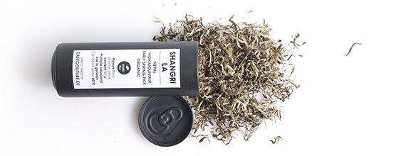 Zeldzame en unieke theevelden