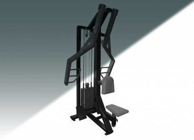 FITNESS EQUIPMENT WITH BLOCKS