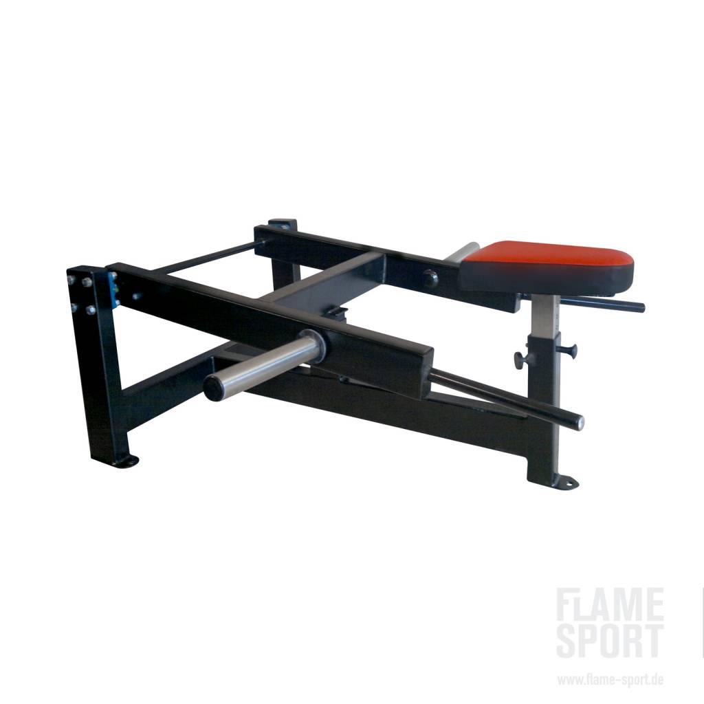 Trapezius Muscles Machine (1GX)
