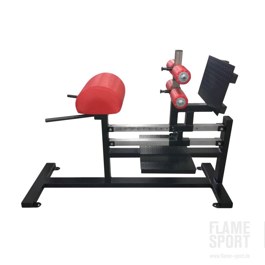 Rückenstrecker / Glute Ham Trainer (4L)