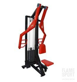 Latrudermaschine, sitzend (4M)