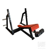 Olympic Decline Chest Press Bench (3A)