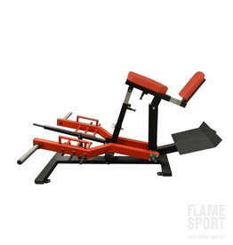 T-bar Row with chest Support (1LX)