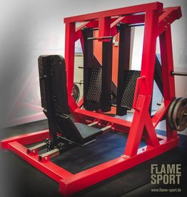 Leg Press (4D), horizontal