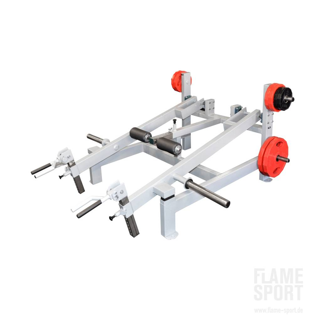 Trapezius Muscles Machine (1G)