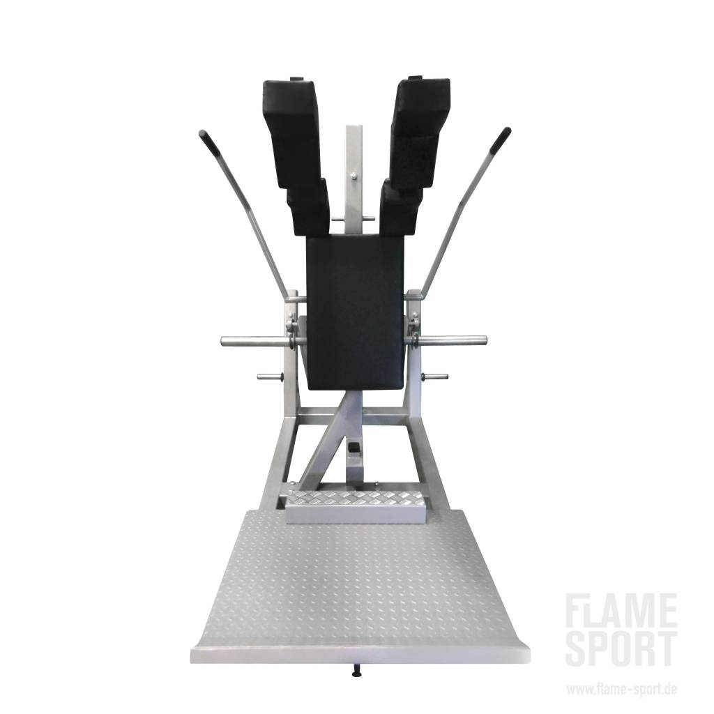 Kniebeugemaschine (1R) (Back & Front Squat)