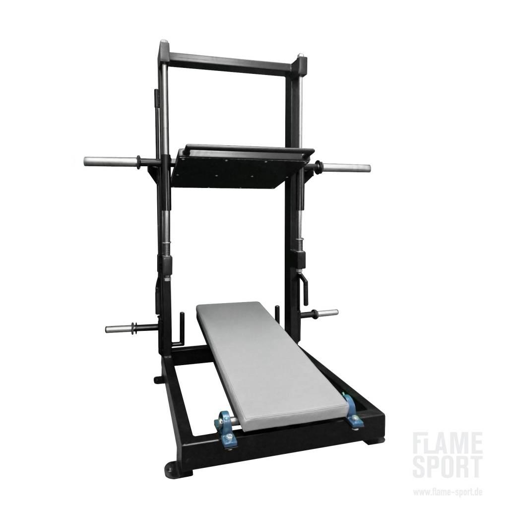 Vertical Leg Press (7DX)