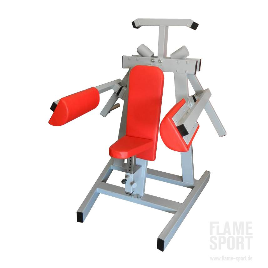Lateral Shoulder Raise Machine (4P), Plate loaded
