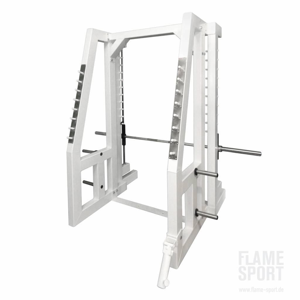 Squat with Smith machine (5B)/ Multi Press