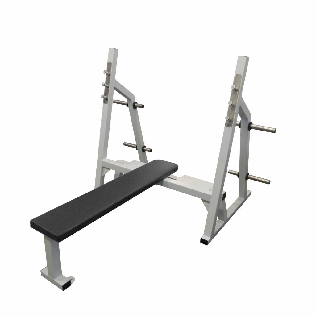 Olympic Flat Press Bench (1A)