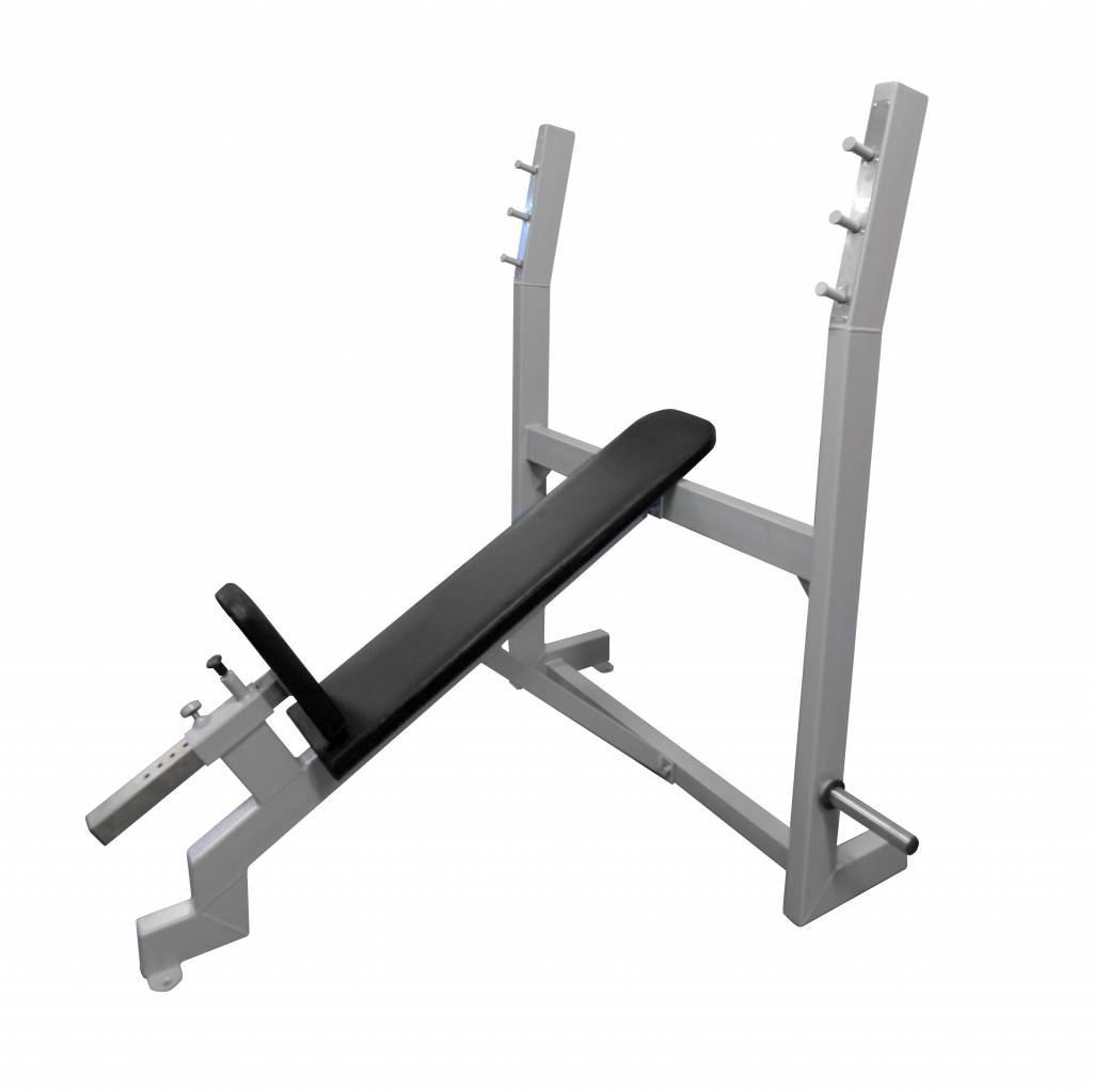 Olympic Incline Bench Press 2a Flame Sport Flame Sport Professional Gym Equipment