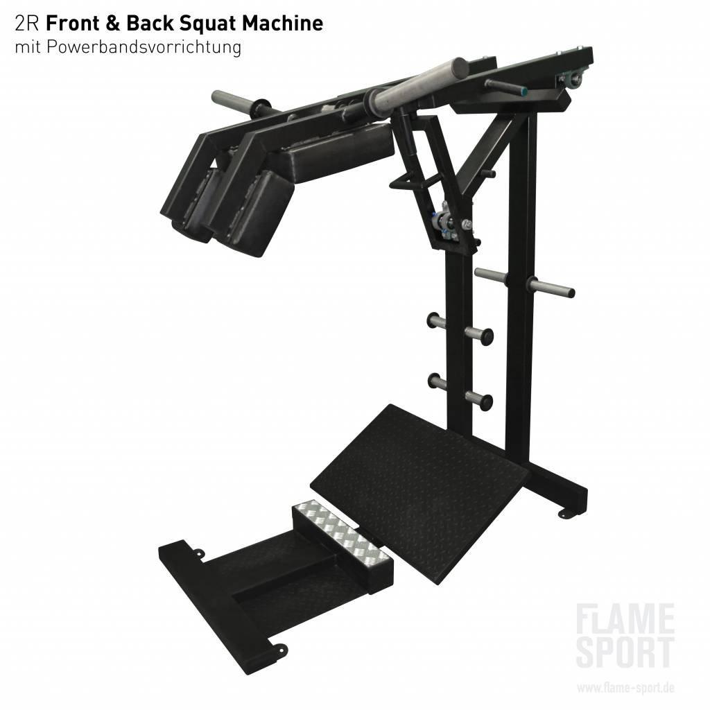 front squat machine